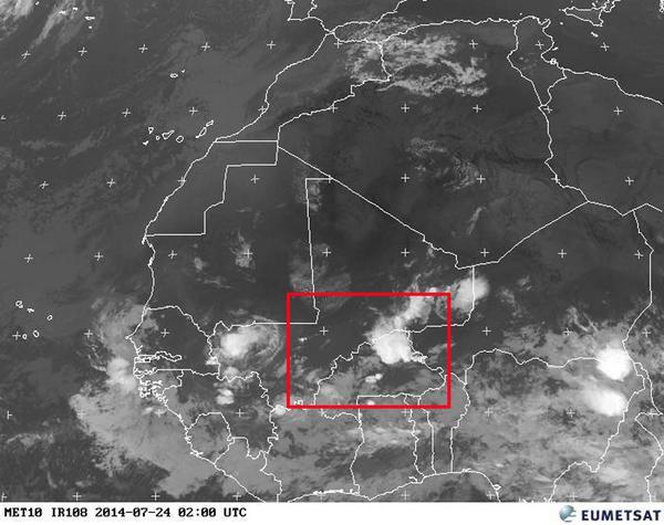 Разбившийся из-за бури самолёт Air Algérie нашли на границе Мали. Изображение № 2.
