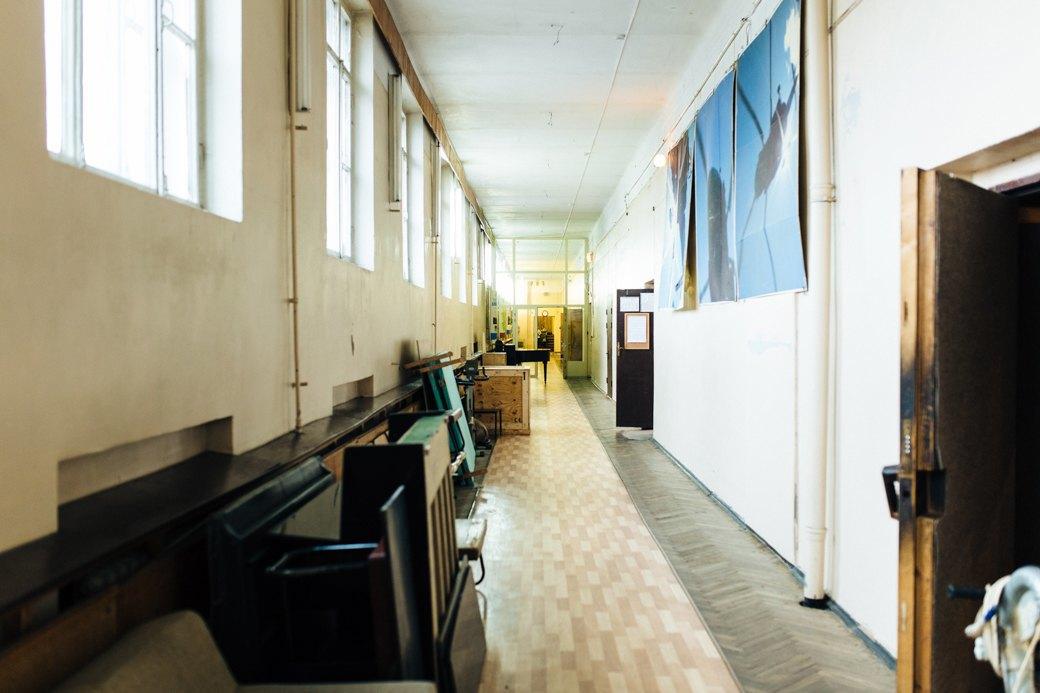 Евгений Фёдоров — о студии «Добролёт» в ДК Ленсовета (Петербург). Изображение № 1.