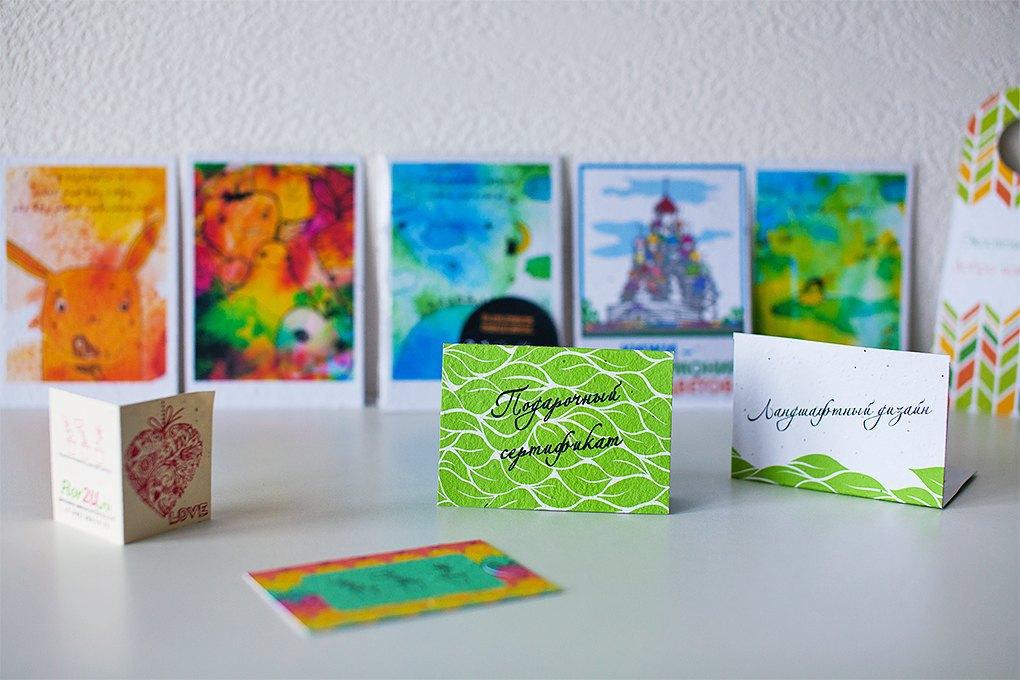 CardStory: Как московский лингвист запустила вКарелии производство бумаги. Изображение № 6.