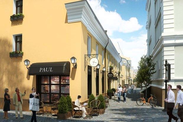 Итоги недели: Концепции «Зарядья», дизайн-код Москвы и гастрономическая улица. Изображение № 5.