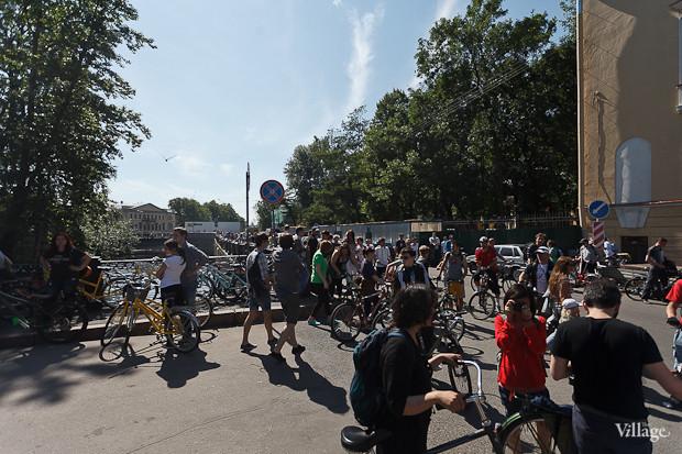 Фоторепортаж: Велопробег «За велогород». Изображение № 20.