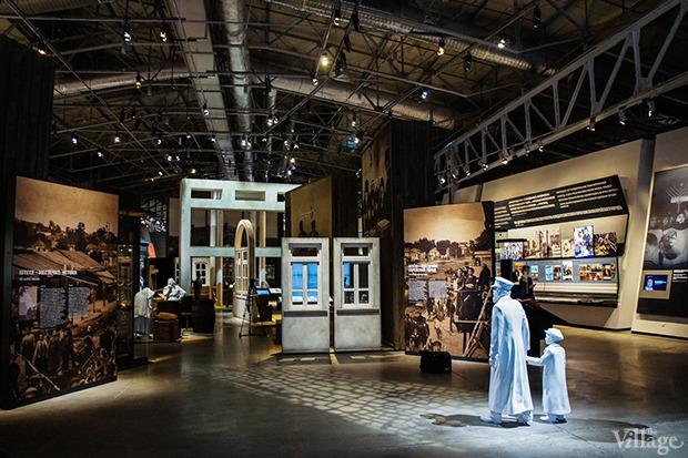 Новое место: Еврейский музей и Центр толерантности. Изображение № 9.