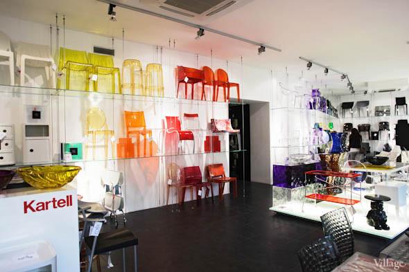 Гид The Village: 9 дизайнерских мебельных магазинов в Москве. Изображение № 19.