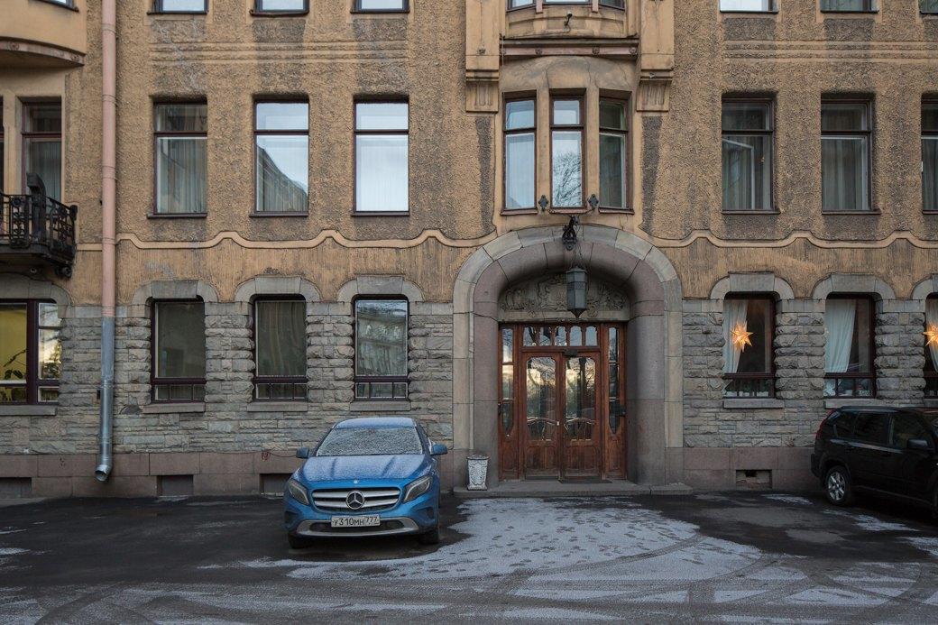 Я живу в доходном доме Лидваль (Петербург). Изображение № 11.