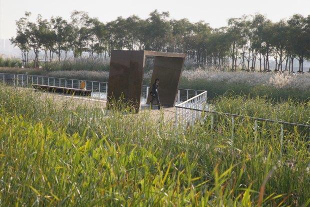 Идеи для города: Парк на месте свалки вТяньцзине. Изображение № 16.