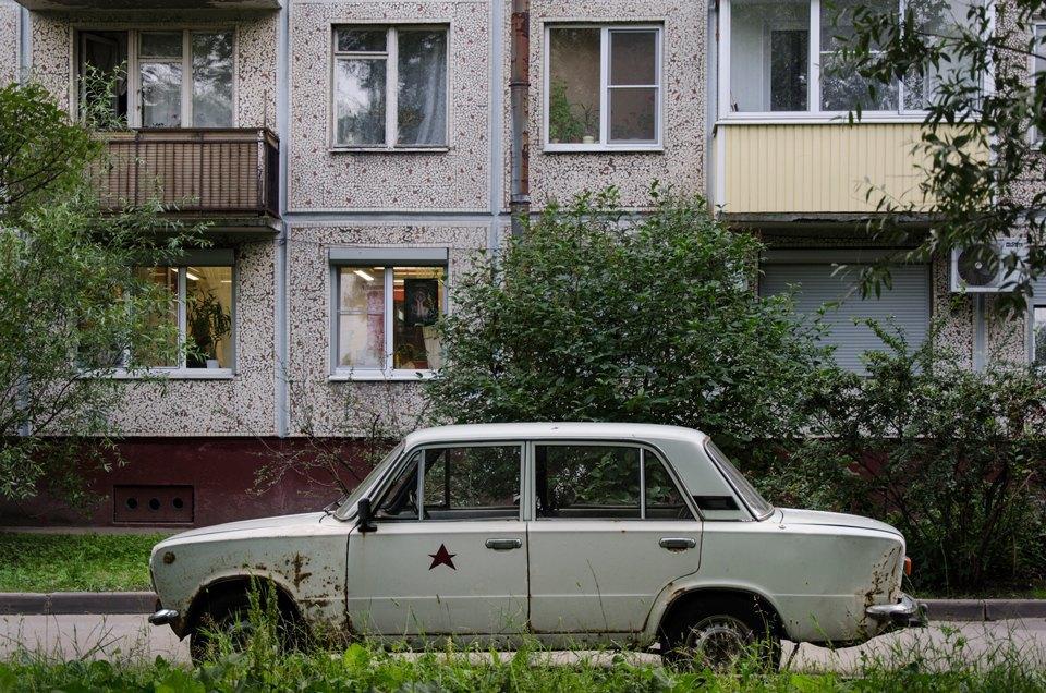 На районе: Московский глазами Роберты Корреджиа. Изображение № 5.