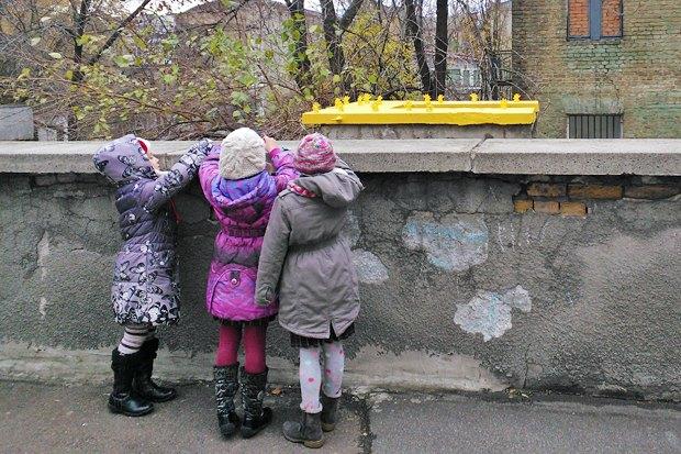 Киев — Петушки: Новый вид городского стрит-арта. Изображение № 14.