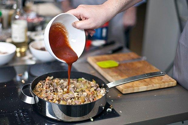 Шеф дома: Грузин и итальянец готовят по рецептам бабушек. Изображение № 114.