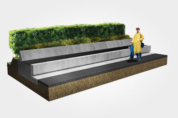 Как будет выглядеть обновлённый парк наРуставели. Изображение № 6.