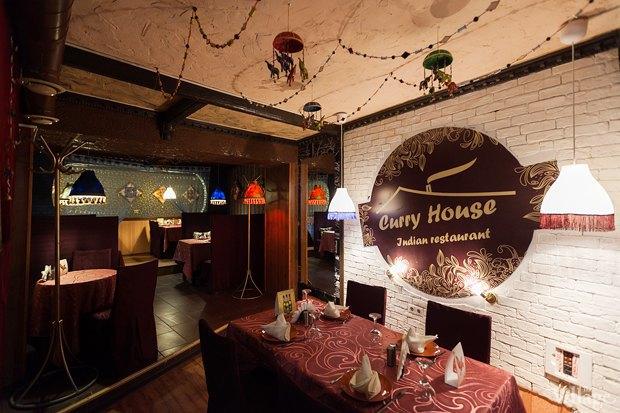 Индийский ресторан Curry House. Изображение № 2.