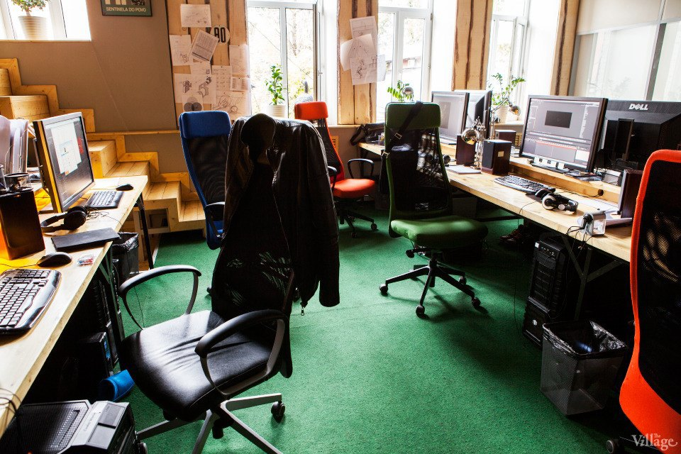 Офис недели (Москва): Radugadesign. Изображение № 13.