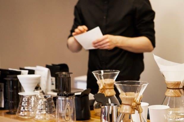Пивная Brasseriebelge0.33, кофейня DoubleB наБольшой Дмитровке, кулинария Organic Store. Изображение № 2.
