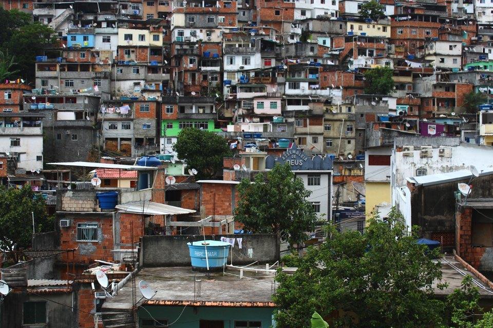 Виджигал, трущобы вРио-де-Жанейро. Изображение № 2.