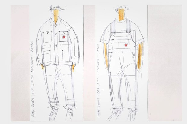 Nina Donis разработали униформу для парка Горького. Изображение № 7.