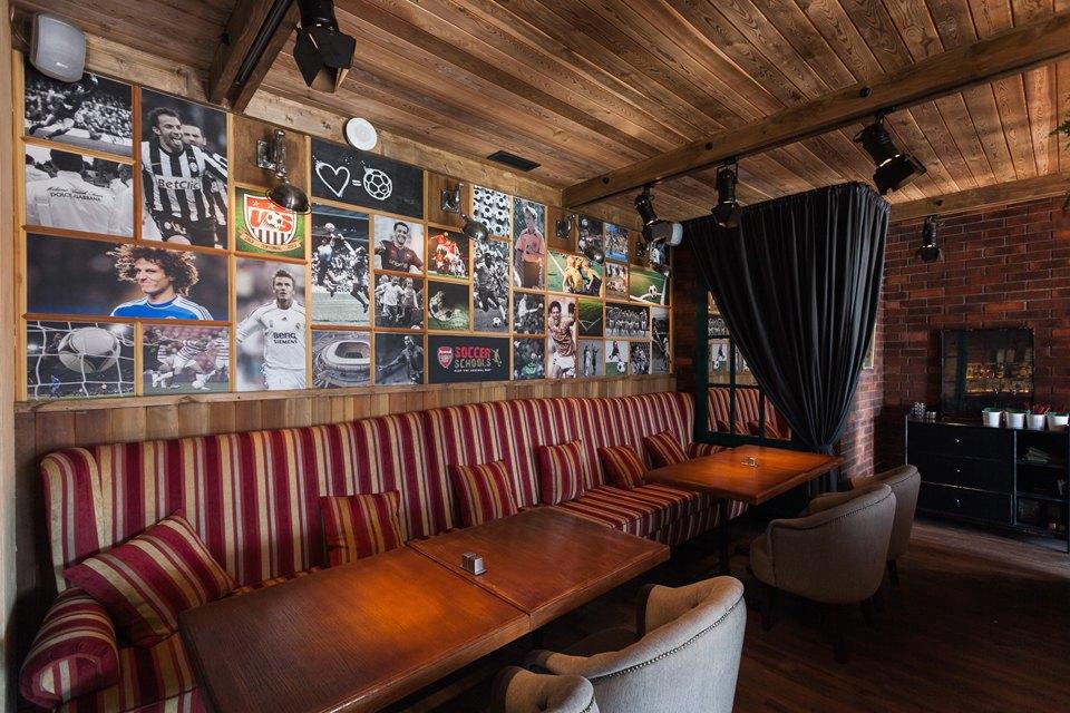 Футбольный бар-ресторан Soccer Place на Добролюбова. Изображение № 2.