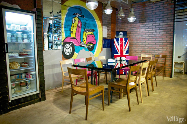 Новое место: Кафе Conversation. Изображение № 10.