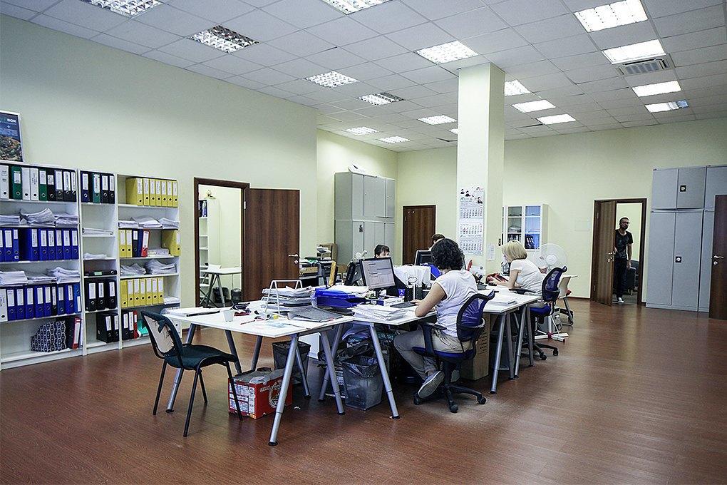 Рабочий стол: Алексей Гисак, «Воккер». Изображение № 5.