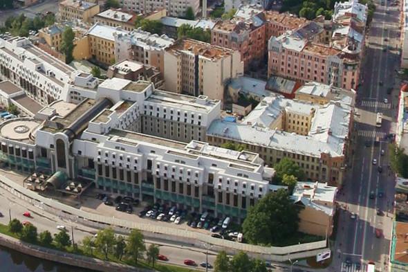 «Яндекс» снял панорамы Петербурга с воздуха. Изображение № 6.
