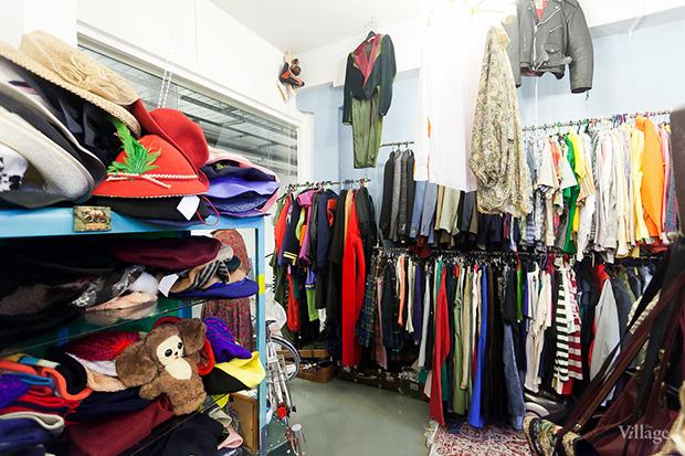 Гид по секонд-хендам и винтажным магазинам: 11 мест в Петербурге. Изображение № 1.
