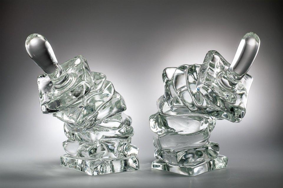 Тони Крэгг вЭрмитаже: Отмусора домуранского стекла. Изображение № 8.