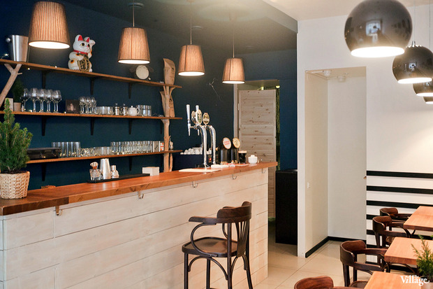 Новое место (Петербург): Кафе-бар Wood. Изображение № 17.
