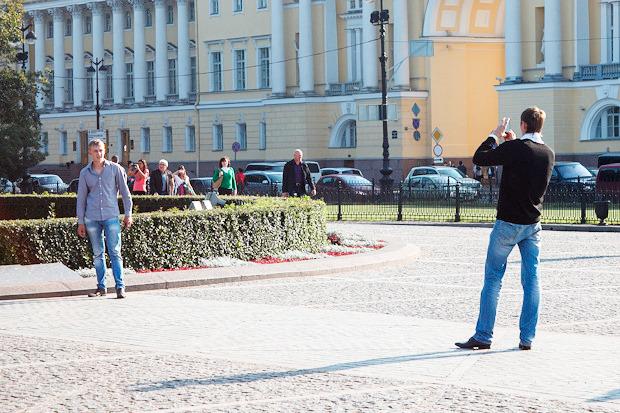 Эксперимент The Village: Самые популярные места для фотографий из Петербурга. Изображение № 32.