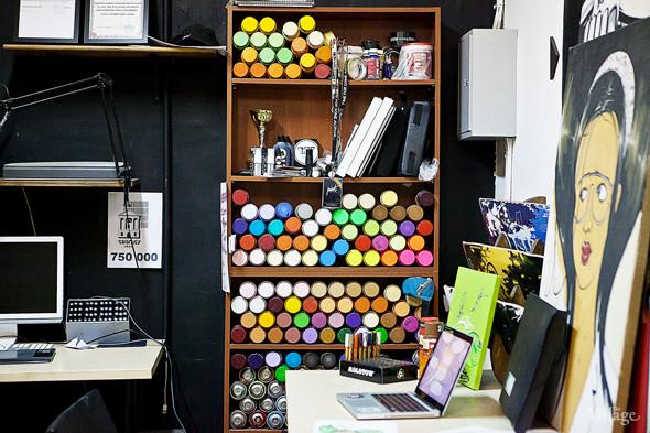 Офис недели (Петербург): PaintPoint. Изображение № 4.