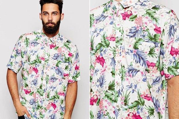 Шесть мужских рубашек. Изображение № 7.