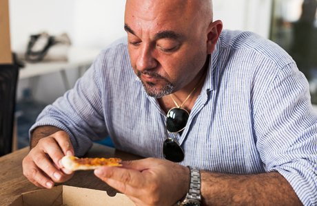 Впоисках лучшей пиццы «Маргарита» . Изображение № 12.