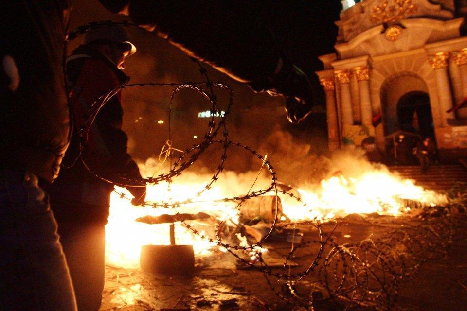 Штурм Майдана. Изображение № 4.