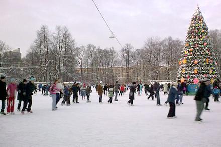 Ниже нуля: 9 открытых катков в Петербурге. Изображение № 13.