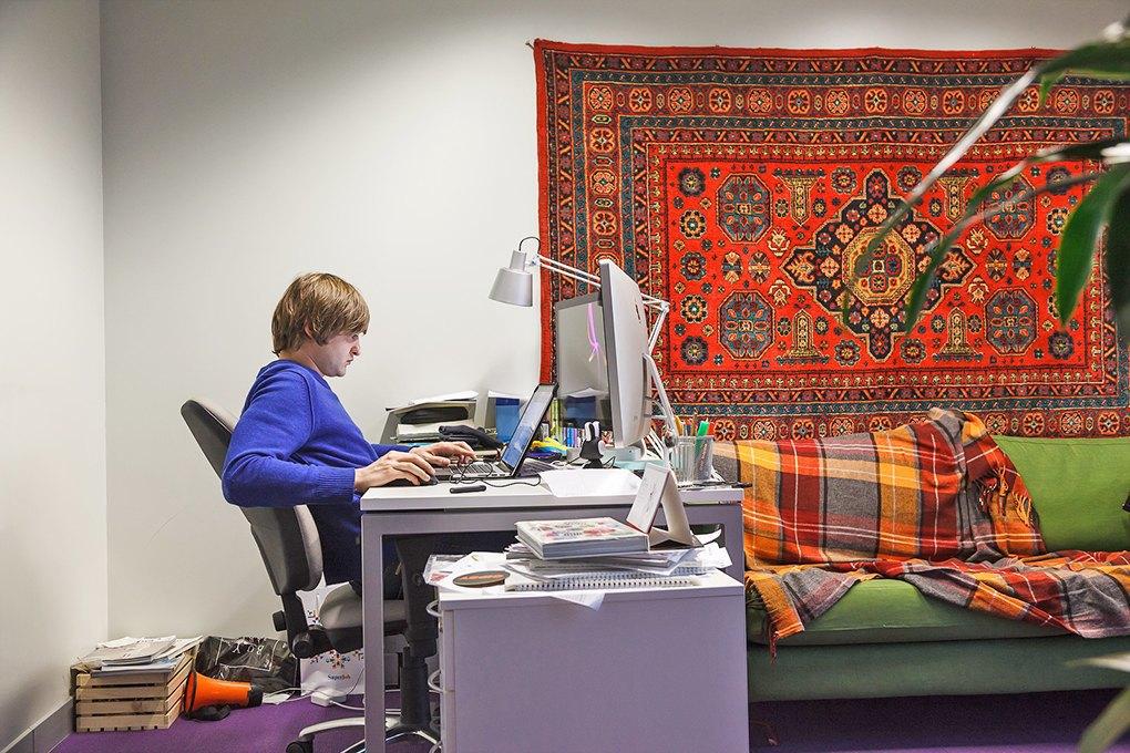 Рабочий стол: Алексей Захаров, Superjob.ru. Изображение № 4.