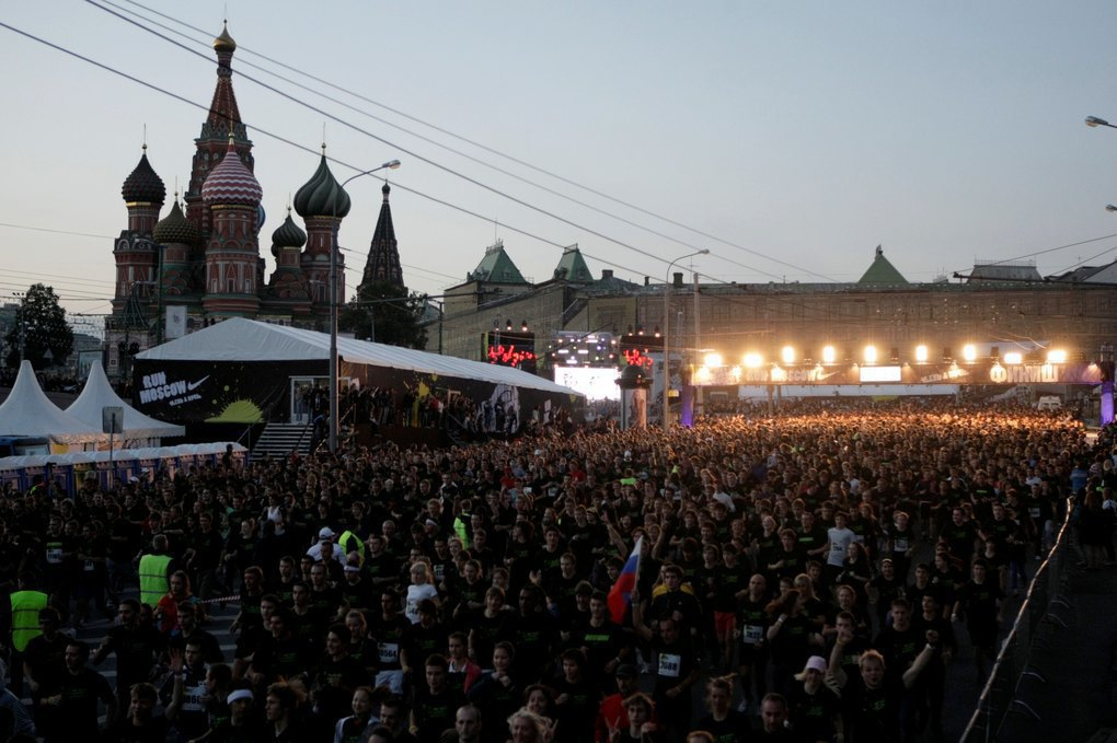 We Run Moscow 2010. Изображение № 4.