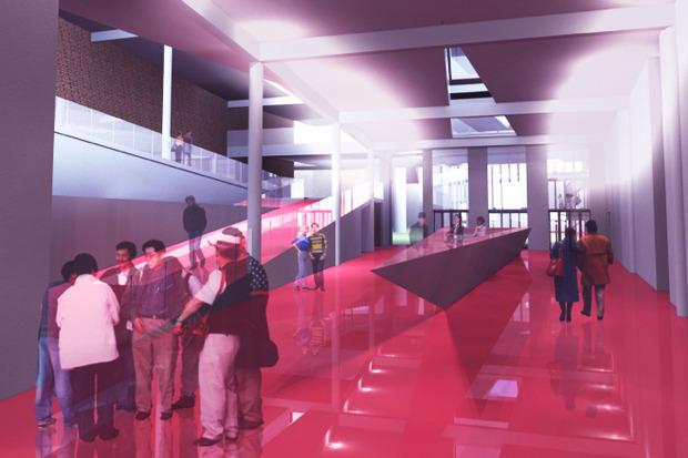 Что делать с электростанцией на Балчуге: 5 проектов студентов МАРХИ. Изображение № 18.