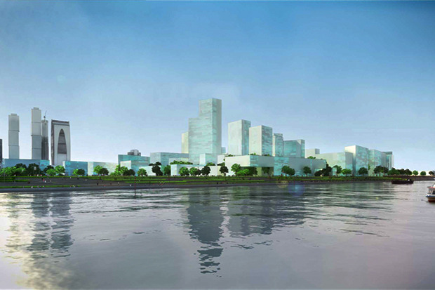 Представлены доработанные проекты развития Московской агломерации. Изображение № 7.