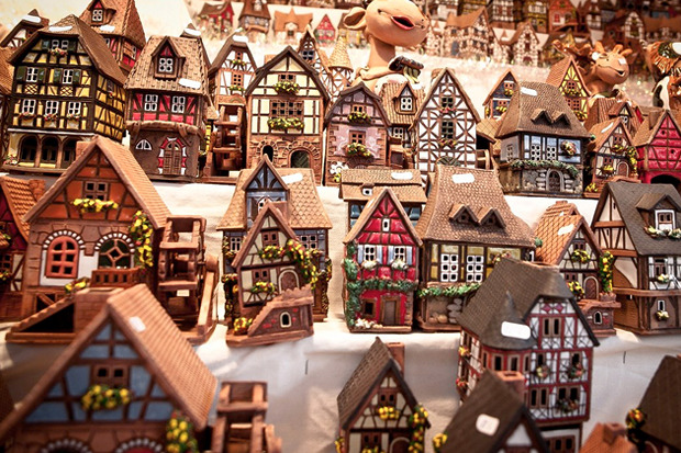 В Москве впервые проведут Страсбургскую рождественскую ярмарку. Изображение № 7.