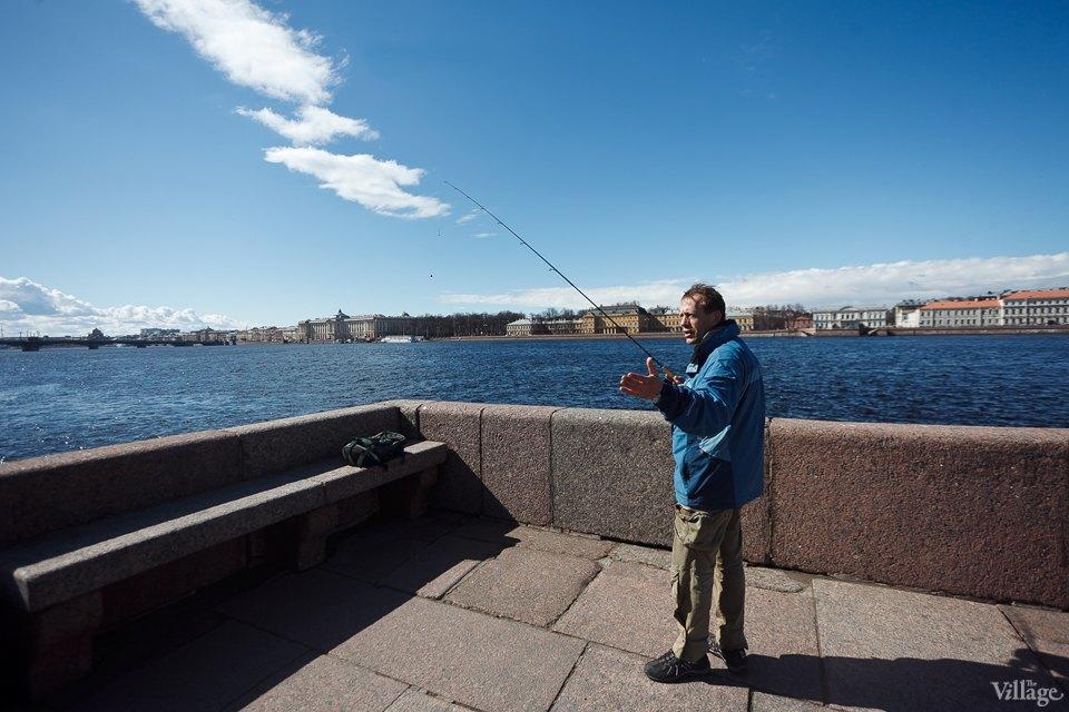 Люди в городе: Рыбаки Петербурга. Изображение № 8.