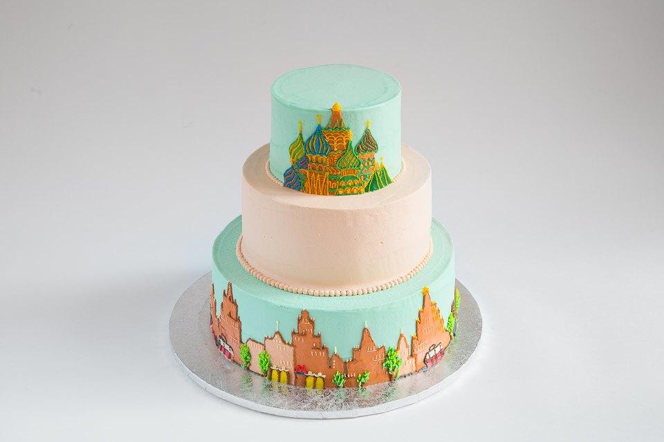 Шоколадные купола: Кондитеры готовят альтернативные торты Москвы. Изображение № 4.