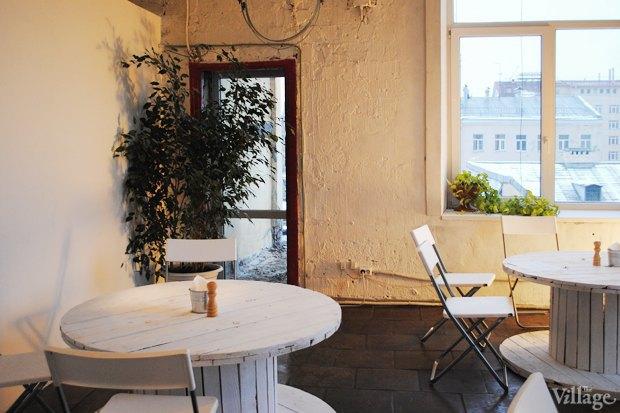 У кафе «Зелёная комната» в «Этажах» появился ещё один филиал. Изображение № 2.