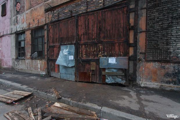 Городской творческий кластер: «Красный гвоздильщик». Изображение № 11.