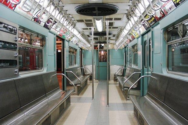 Как метро Нью-Йорка, Мельбурна, Сеула стало безопасным видом транспорта . Изображение № 4.