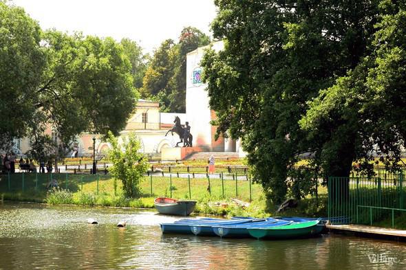 Водные процедуры: 5 лодочных прокатов Москвы. Изображение № 10.