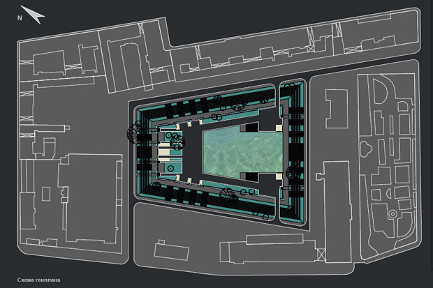 10 проектов квартала около Витебского вокзала . Изображение № 9.