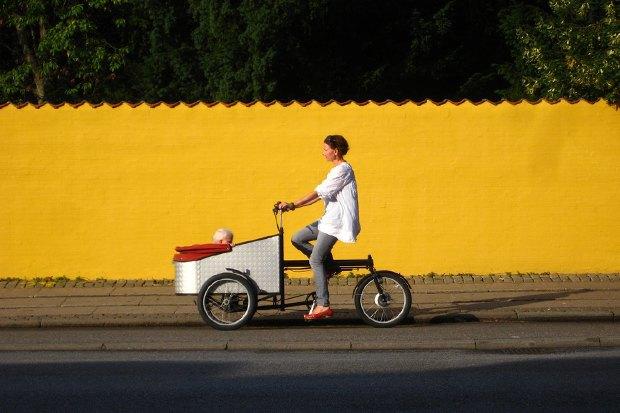 Автор Cycle Chic— одевушках, детях иполитиках навелосипедах. Изображение № 2.