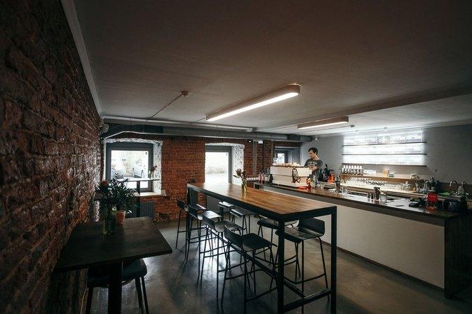 На Петроградской стороне заработало кафе Yuyi