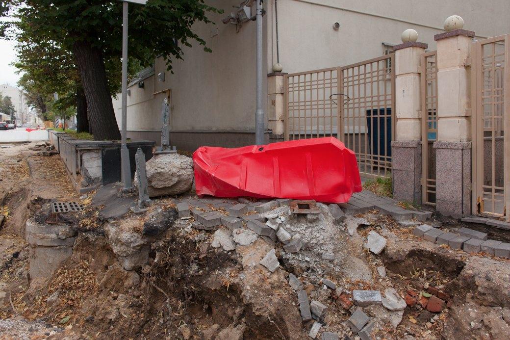 Её раскопали: Пешеходные улицы Москвы за месяц до открытия. Изображение № 24.