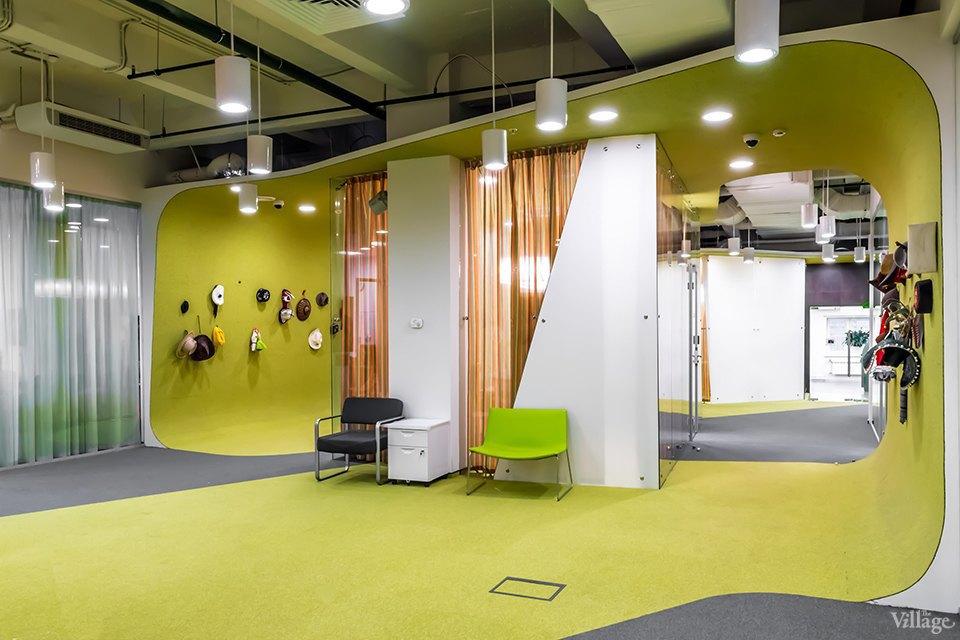 Интерьер недели (Москва): Офис «Яндекса» в БЦ «Строганов». Изображение № 6.