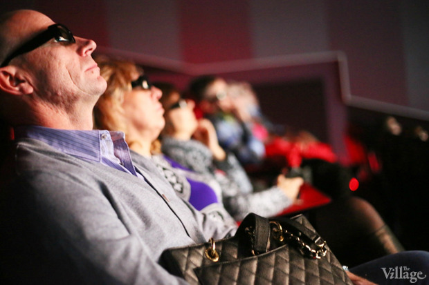 Люди в городе: Первые зрители о 4DX-кинозале. Изображение № 11.
