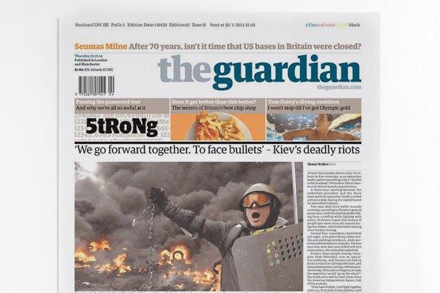 Взгляд со стороны: Западные СМИ — о событиях на Украине. Изображение № 31.
