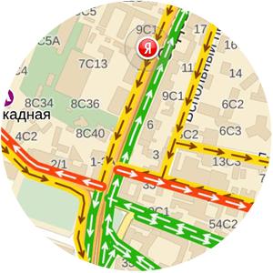 Эксперимент The Village: Насколько точно работает сервис «Яндекс.Пробки». Изображение № 13.